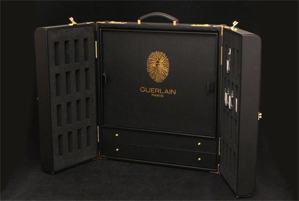Guerlain Perfume Collection case